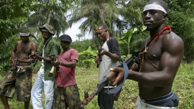 Nigerian Rebels