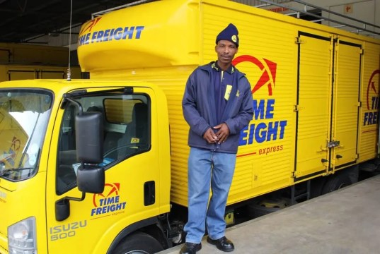 Parcel Delivery Drivers Code 10 & 14