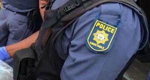 Mom in police