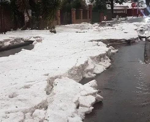 floods & hail
