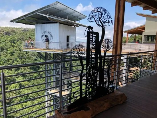 glass elevator in Mpumalanga