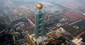 huaxi village skyscraper