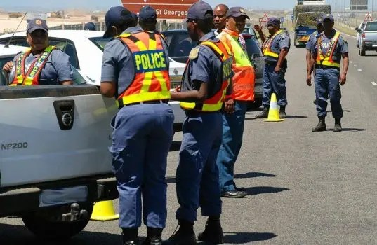 Roadblock Police