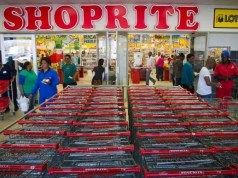 Gauteng Shoprite manager