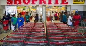Gauteng Shoprite manager