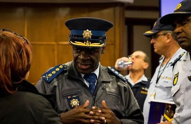 General Khehla Sitole