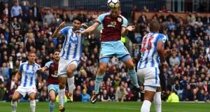 Huddersfield Town vs Burnley