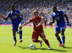 Liverpool Leicester