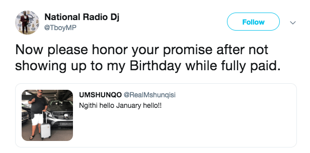 National DJ