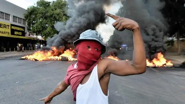 Sanco Protests