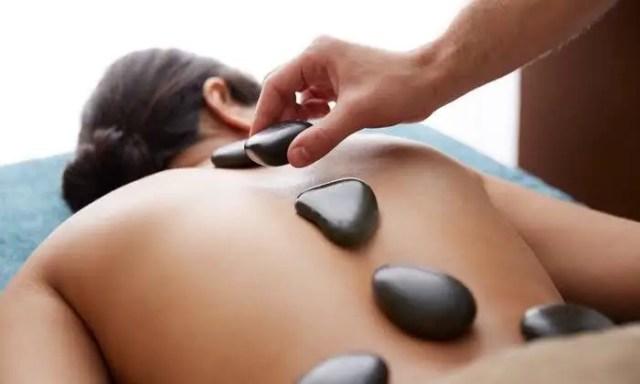 Sensual massage therapist