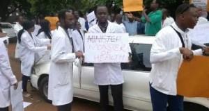 Zimbabwe senior doctors