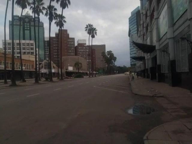 shutdownZimbabwe
