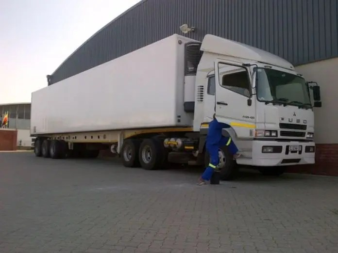 drivers needed urgently in pretoria