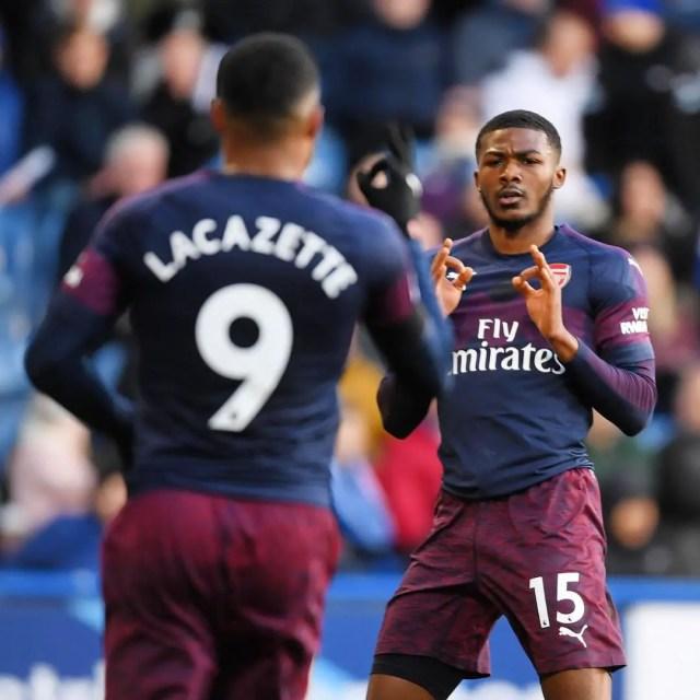 Huddersfield 1 - 2 Arsenal