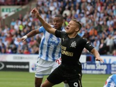 Huddersfield Town v Newcastle-United