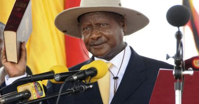 President Yoweri Museveni