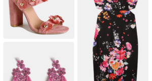 Pretty in posy prints