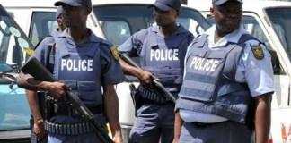 SA police officers