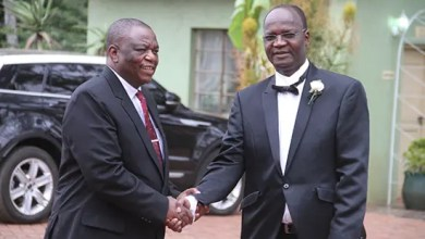 Vice-President Constantino Chiwenga