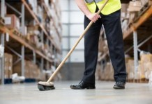 Warehouse Cleaners