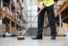 Photo of Wholesale Floor Cleaners wanted urgently: Salary R5 400 per month