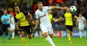 Borussia vs Tottenham