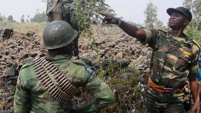 Congo massacre