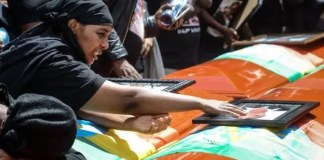 Ethiopian Plane crash victims