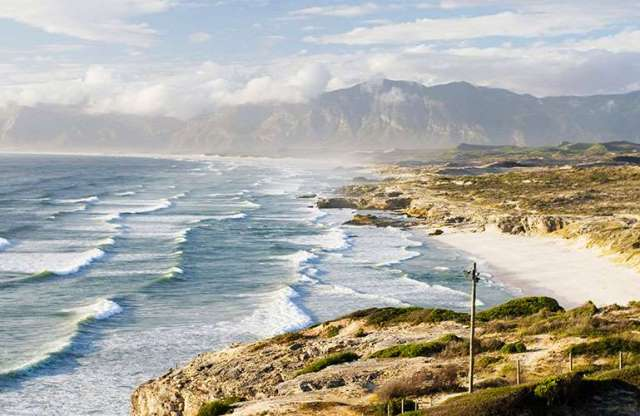 Gansbaai beach