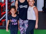 LeAnne, Zaya and Zani Dlamini