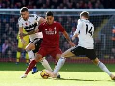 Liverpool FC v Fulham FC