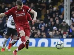 James Milner Penalty