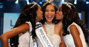 Miss South Africa pageant