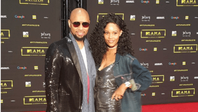 Photo of Palesa Morgan opens up about the age difference between her and Phat Joe