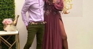 Somizi and Bonang Matheba