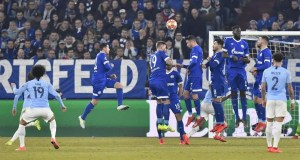 Schalke vs Man City
