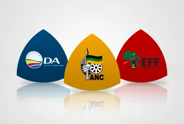 ANC-DA-EFF-Political-parties