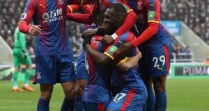Crystal Palace 1 - 0 Newcastle
