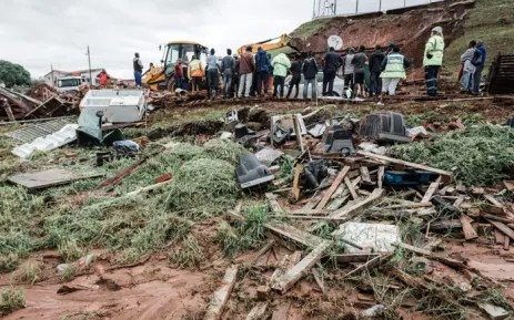 #KZNfloods