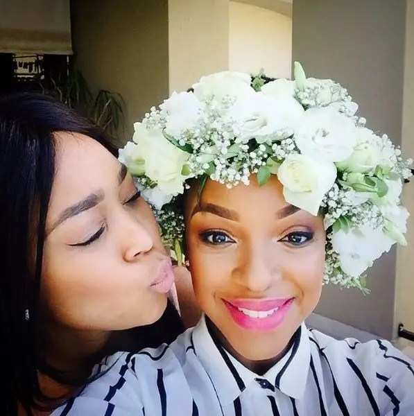 MINNIE DLAMINI JONES & NANDI MADIDA