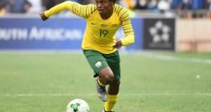 Percy Tau - Bafana Bafana