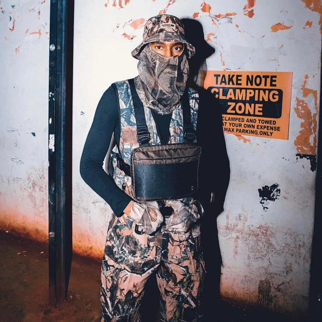 Riky Rick's outfits
