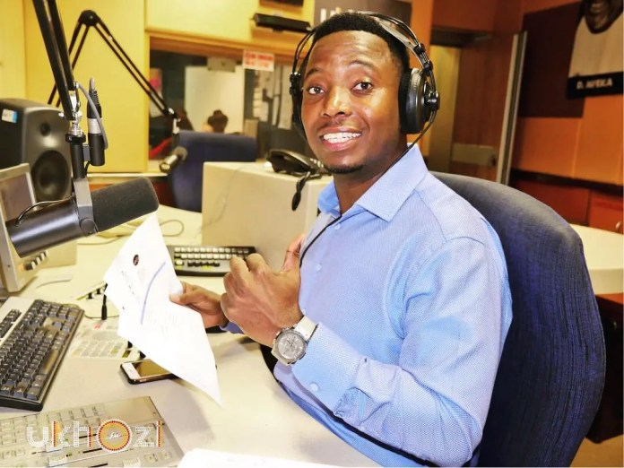 Image result for Tshatha has been suspended from Ukhozi FM