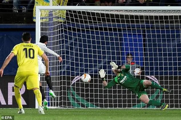 Villarreal 1-3 Valencia
