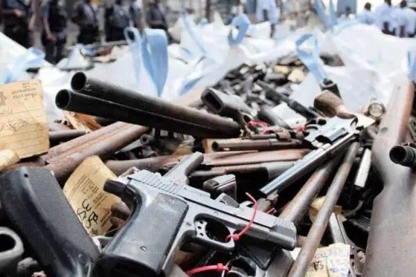 guns in mzansi