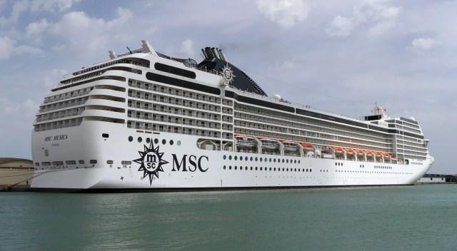 new cruise line company to SA