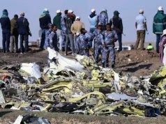 737 MAX of Ethiopian Airlines