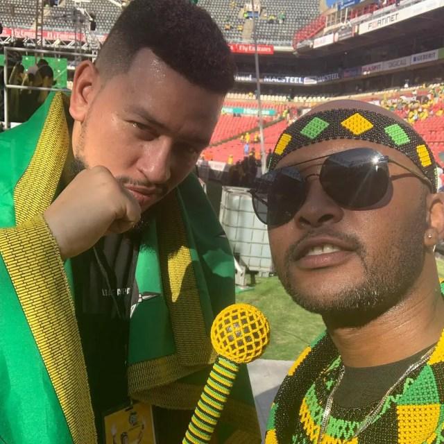 AKA and Vusi