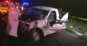 R603 Accident